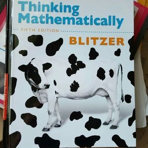 Other - 🆓️ FREE Thinking Mathematically book